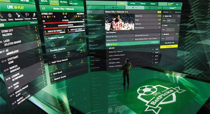 Online Sports Betting Website