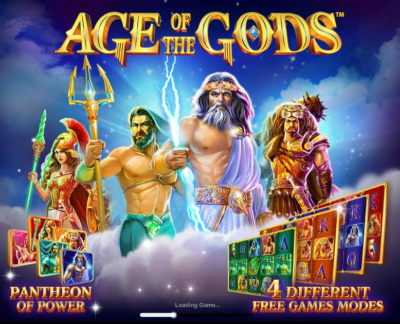 Spiele Age Of The Gods - Video Slots Online
