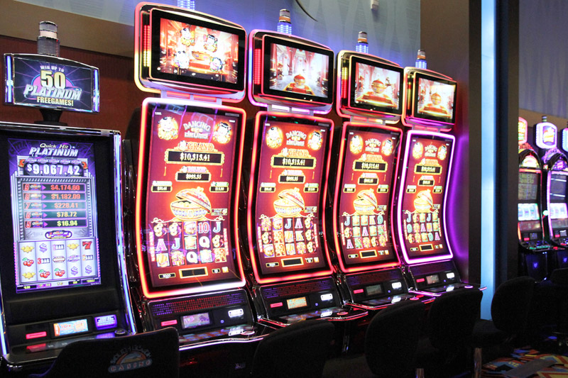 Different Types of Slot Machines | Pro 100 Casino